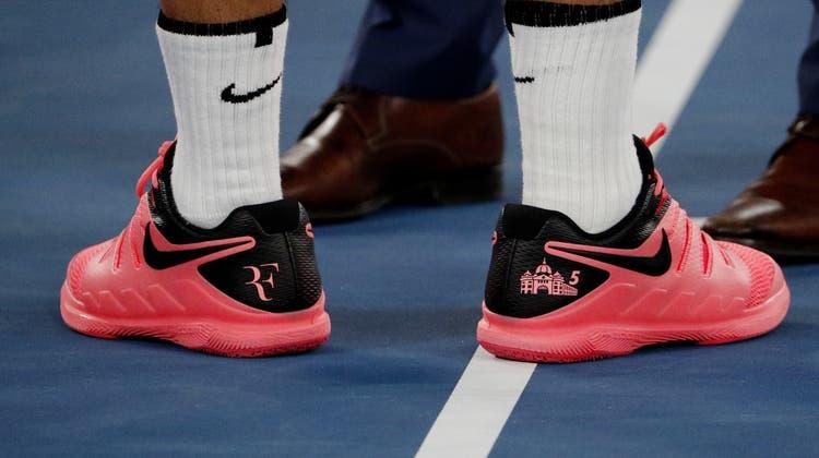 Roger Federer, der Botschafter in Sachen Tennis