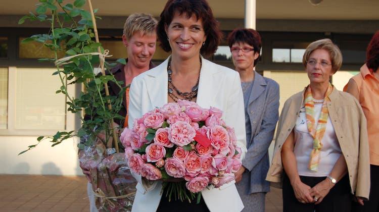 «Doris» riecht am besten: Rosenfreunde wählen ihren Liebling des Jahres
