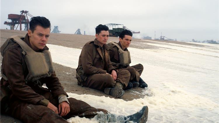 «Dunkirk» und «Baby Driver» bieten intensives Kinoerlebnis – fast ohne Worte