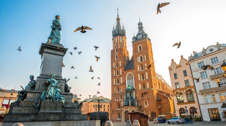 Krakau – Polens heimliche Hauptstadt