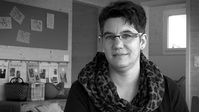 Sandra Schmid, Bäuerin und Krippenleiterin: «Toll, wenn Frauen mit Kindern aktiv bleiben im Beruf»