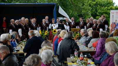 Die «Stierenberg-Chilbi» ist 90 Jahre alt und noch «sehr rüstig»