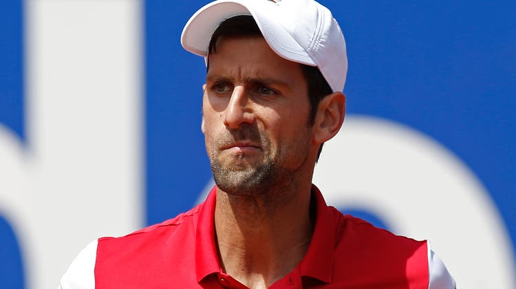 Novak Djokovic leckt in Belgrad seine Wunden: «Ich habe Fehler gemacht und zahle einen hohen Preis»