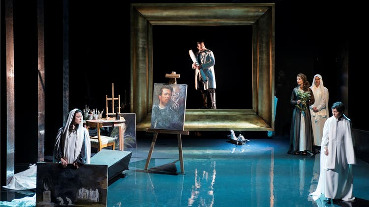 Im Solothurner Stadttheater erwacht Mozart zum Leben
