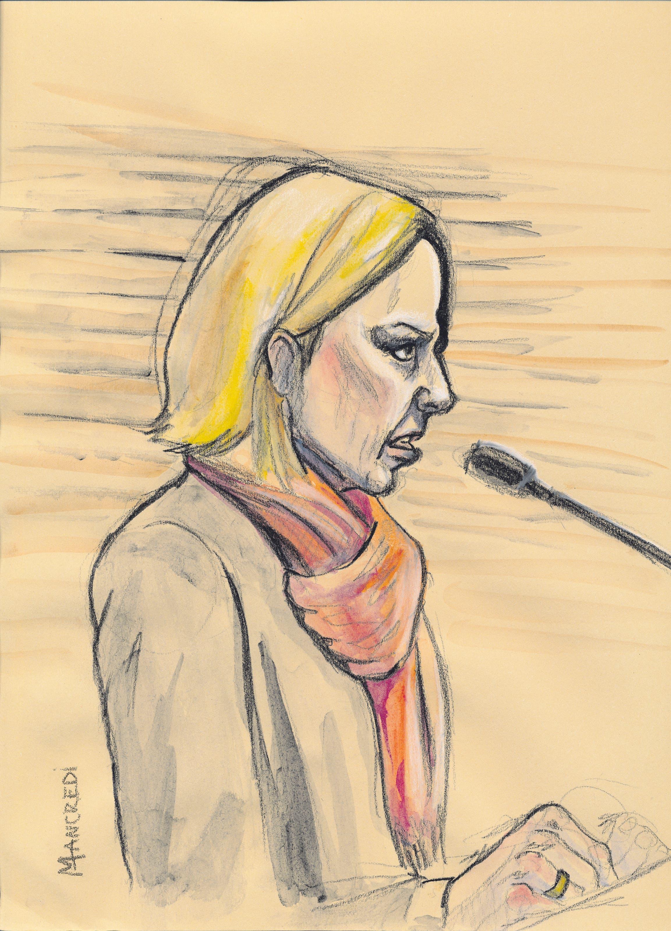 Staatsanwältin Barbara Loppacher: «Es liegt keine psychische Störung vor, mit der die Morde erklärt werden können. Somit liegt keine Störung vor, die therapiert werden kann. Der Beschuldigte ist folglich untherapierbar.»