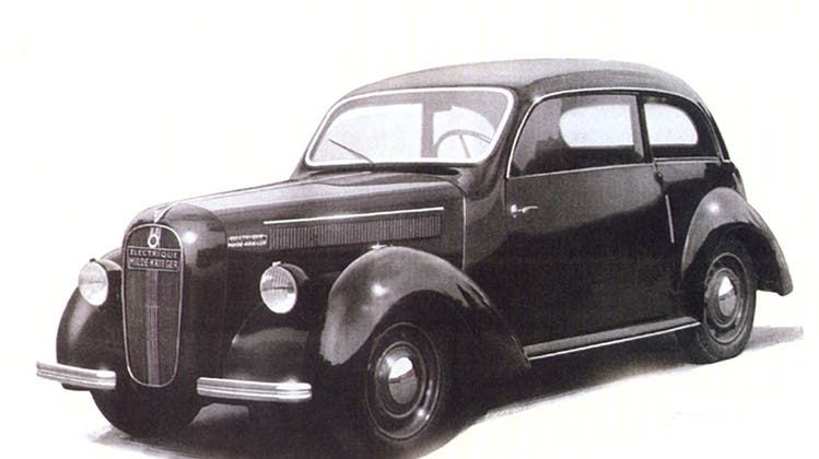 Vor gut 100 Jahren schien das Elektroauto Benziner zu verdrängen – doch es kam anders