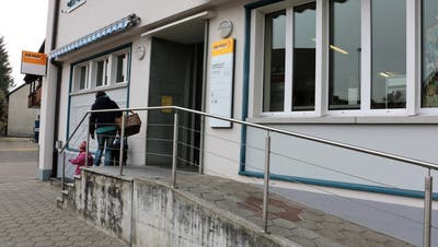 Es wird vorgesorgt: Postagentur findet sich ab August im Volg