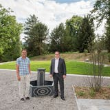 Friedhof Liebenfels: Das erste Grabfeld für Muslime im Aargau ist in Betrieb