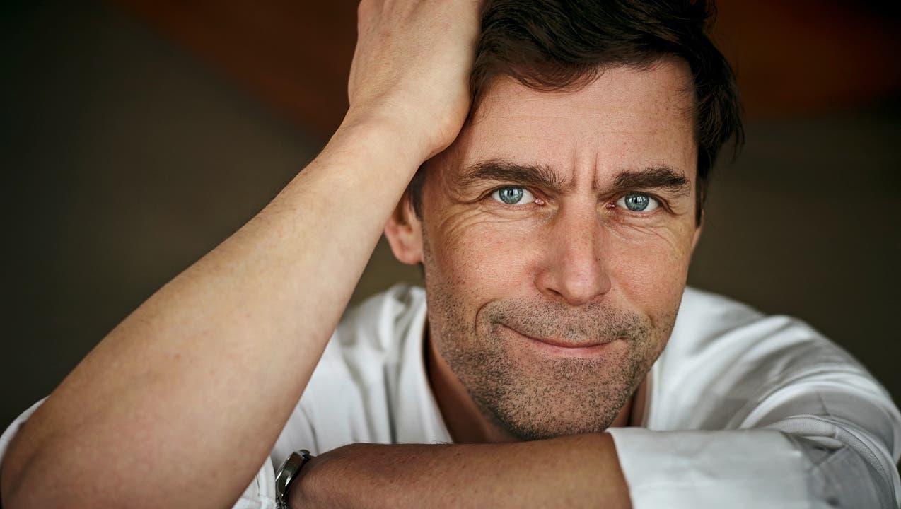 Er verleiht dem Banalen einen Sinn: Peter Stamm erhält Solothurner Literaturpreis