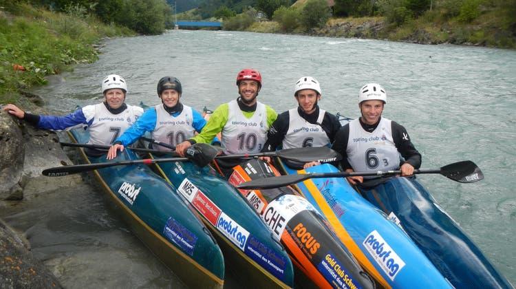 Vier Solothurner an den Kanu-Weltmeisterschaften im österreichischen Murau