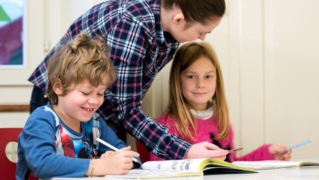 Bilinguale Schule wird immer beliebter