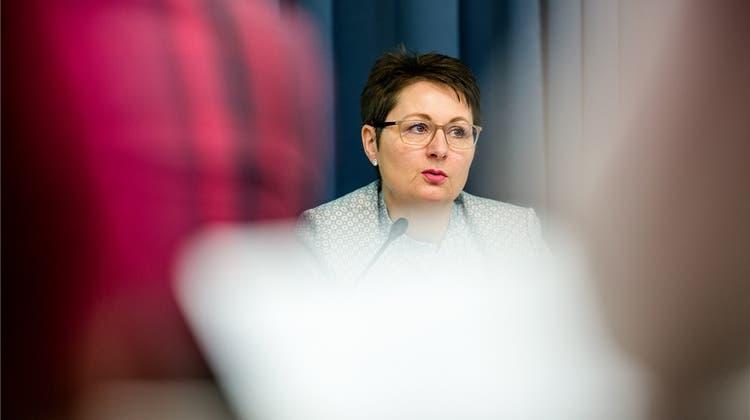 Gesundheitspolitik: Franziska Roth stiftet Verwirrung um Susanne Hochulis Beratergremium