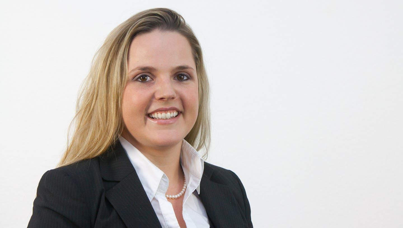 SVP-Grossrätin Martina Bircher ist erstmals Mutter geworden