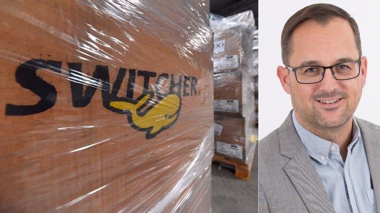 Ein Aargauer bringt Switcher zurück: «Im Grossen und Ganzen bieten wir Original-Produkte»