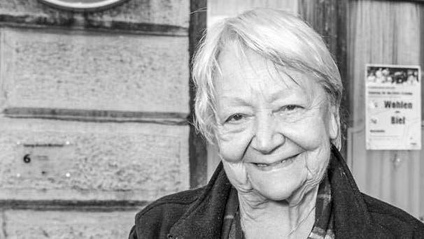 Aargauerin des Jahres und legendäre Chäber-Wirtin Irma Koch ist 87-jährig verstorben