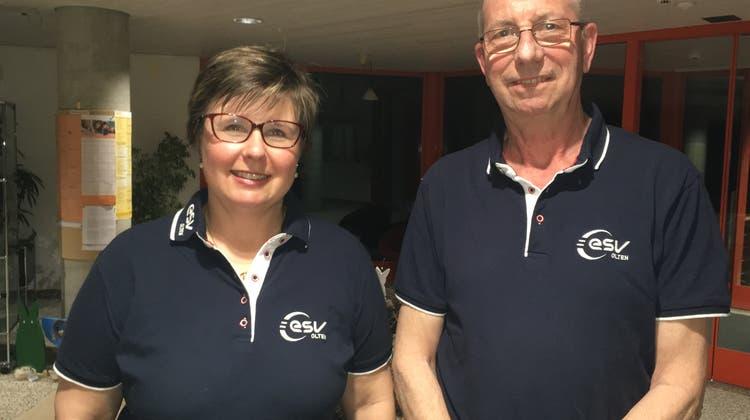 ESV Olten - Dank Leidenschaft 75 Jahre erfolgreich - Bericht 75. GV vom 23. März 2018