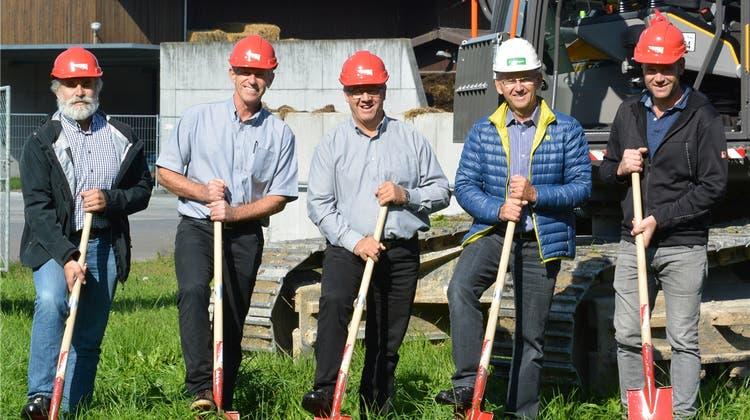 Swissgenetics investiert in die Zukunft