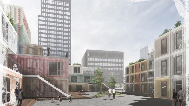 Trotz 80 Millionen Franken keine Wohnung vermietet: SVP und FDP fordern Geld zurück