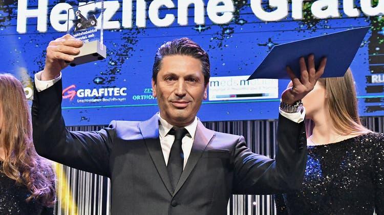 Unparteiisch aus Leidenschaft: Der Dietiker Mario Gullo ist Schiedsrichter des Jahres