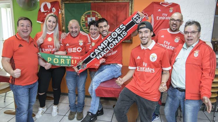 Basels Portugiesen stehen Kopf: Warum heute die Baustellen ruhen