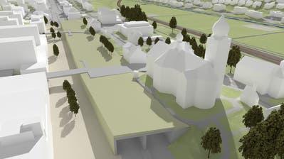 Ein Dach für die Kantonsstrasse im Zentrum von Ebikon? Antworten auf die wichtigsten Fragen