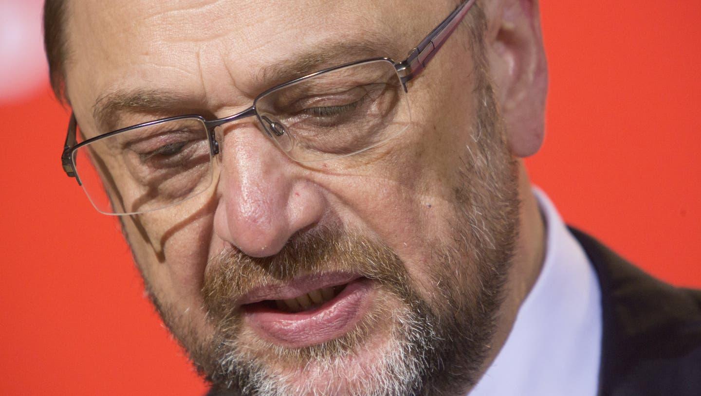 Ende eines Missverständnisses: der tiefe Fall des Martin Schulz