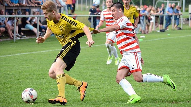 Dulliken bekommt Schützenhilfe, auch der FC Olten bleibt in der 2. Liga inter