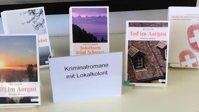 Grusel und Spannung - Schweizer Krimis am Kaffi-Treff