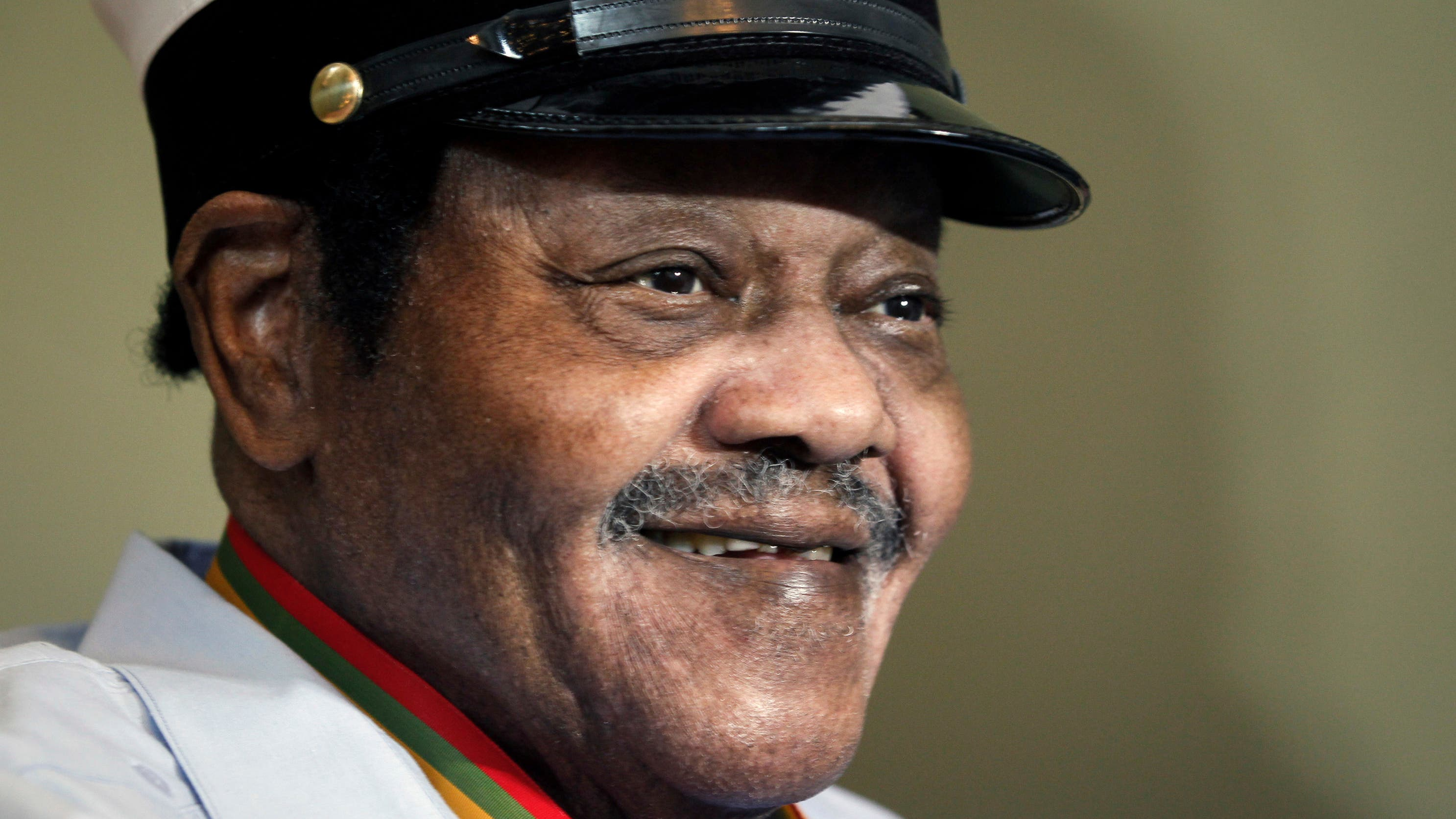 Fats Domino ist tot. (Archiv)