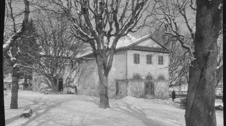 Wo einst das Schützenhaus stand: Das erzählen Strassennamen über die Stadtgeschichte