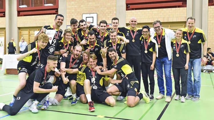 Volley Schönenwerd mit versöhnlichem Abschluss der Saison: Bronze gegen Lausanne
