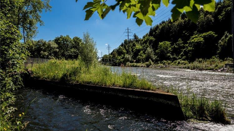 «Nur 265 Kilowatt» — das geplante Kleinwasserkraftwerk steht auf der Kippe