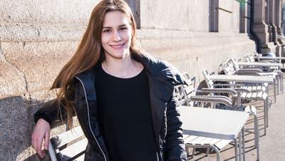 Die Träume der Basler Eisprinzessin: Jeromie Repond möchte in einem EM-Final mitlaufen