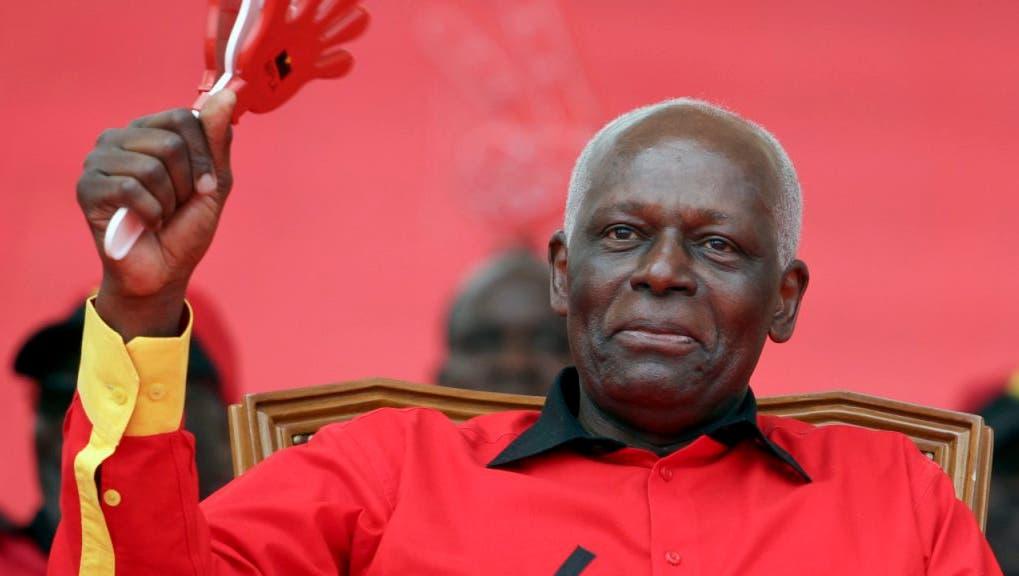 Angolas Langzeit-Präsident Dos Santos lässt sich in Spanien behandeln