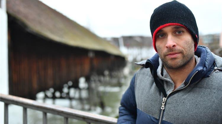 Ryan Vesce bricht seine Zelte in Olten ab und kehrt in die USA zurück