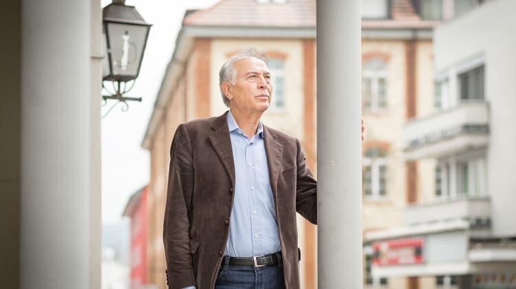 Sie nennen ihn «lo Svizzero»: Der Italo-Wohler Franco Narducci will wieder in Italiens Parlament