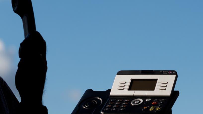 Telefon das Erwischt Betrug erwischen Betrug