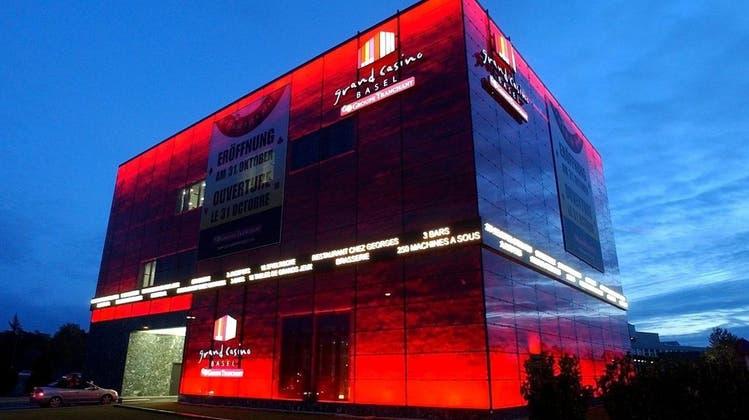 Spektakuläre Muay Thai und MMA Kämpfe im Grand Casino von Basel