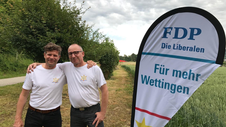 FDP Wettingen setzt auf Erfahrung und Kompetenz