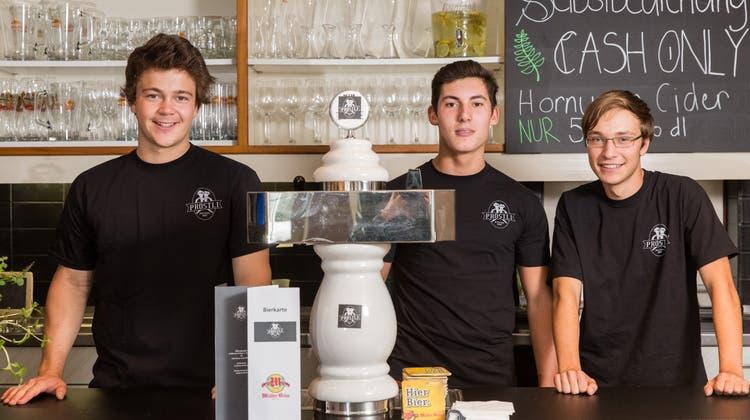 «Pröstli-Bar» verlängert Betrieb – Anwohner klagen über Lärm