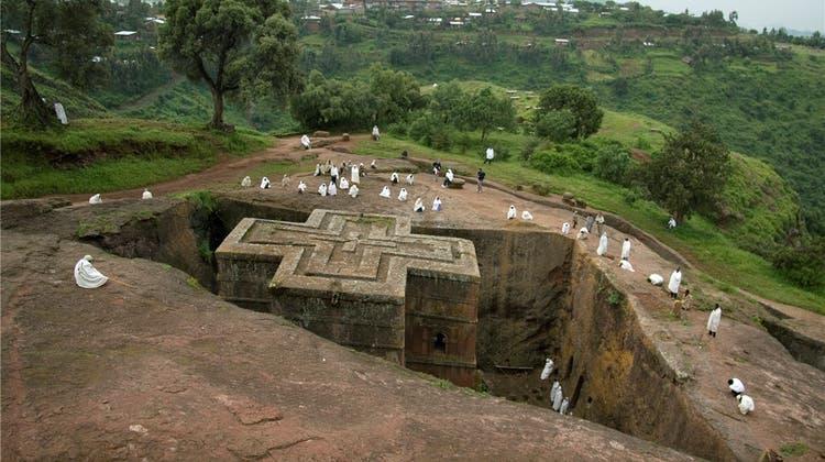 Das andere Jerusalem: Lalibela – der kleine Ort im Norden Äthiopiens ist die wahre «Stadt des Friedens»