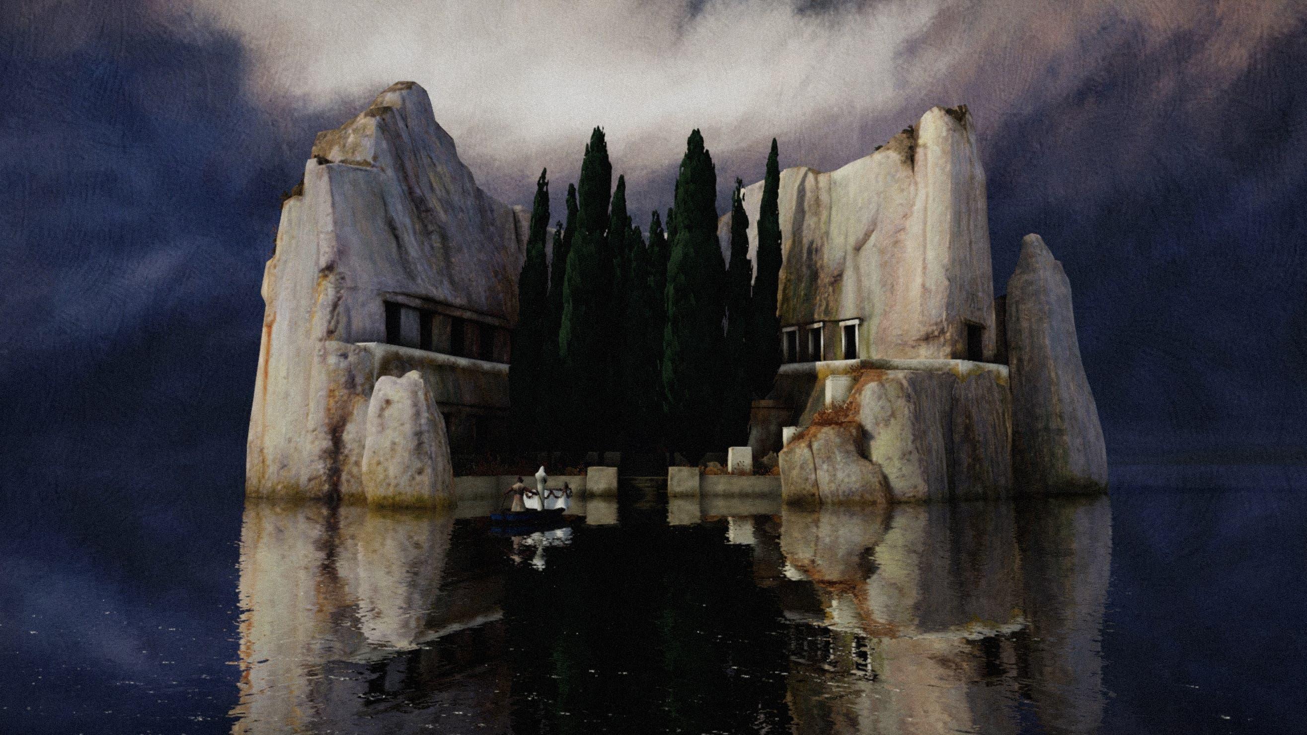 Insel der Toten