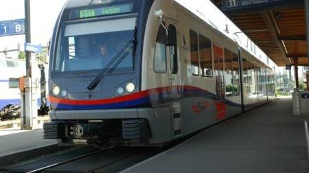 Fusion zweier Aargauer Bahnen