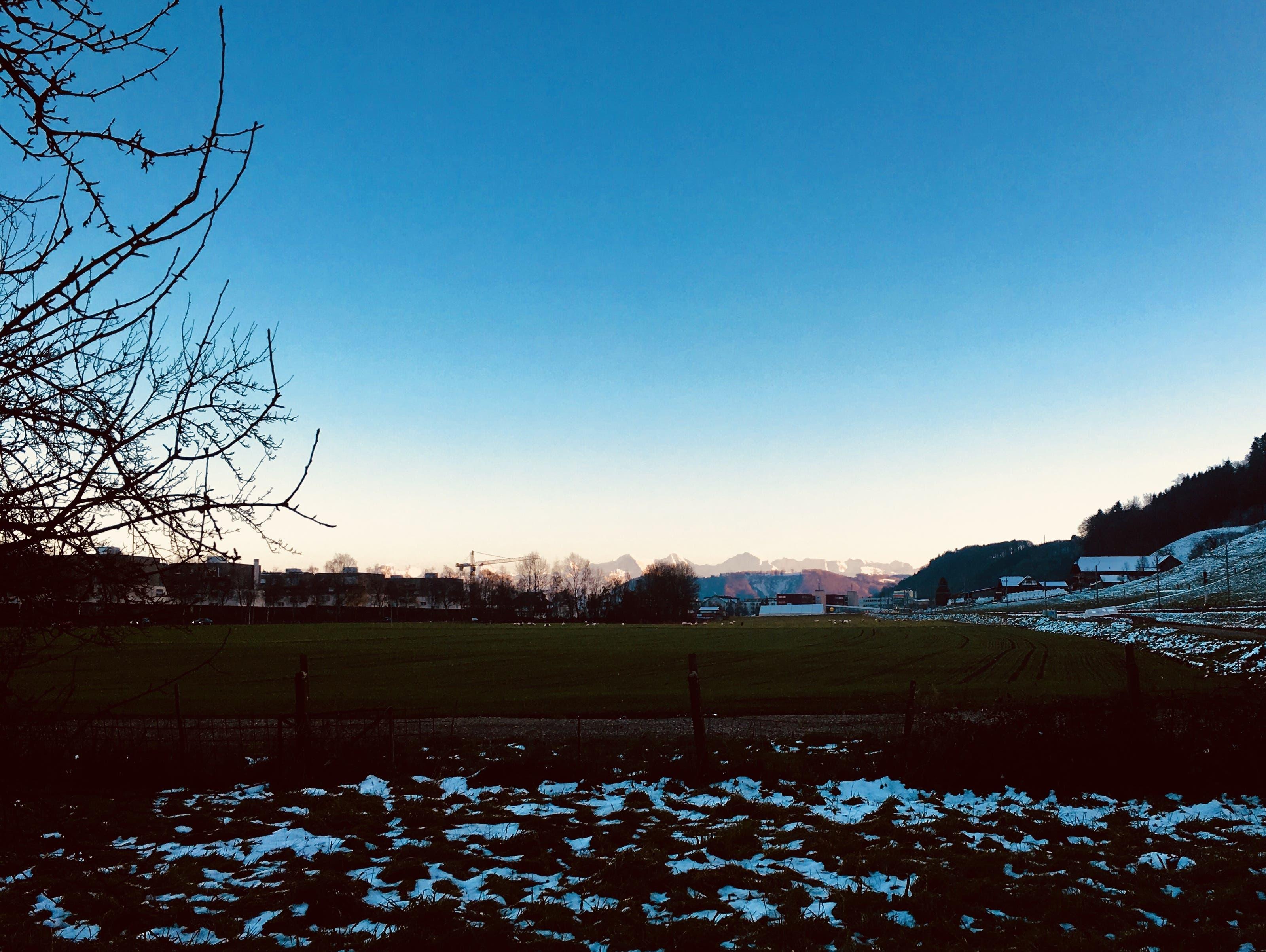 undefined Was für ein Tag an Eiger, Mönch und die Jungfrau(en)! (7.12.207)