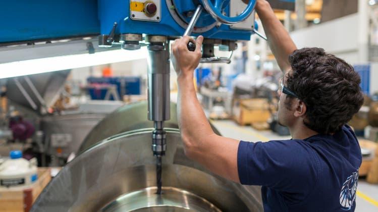 Der Frankenschock kostet 100'000 Schweizer Jobs