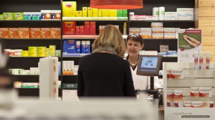 Online ist kein Problem: Die Apotheken in der Region spüren aber die Grenznähe