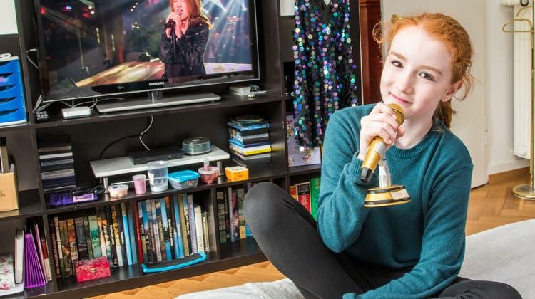 «Du kannst mich nicht zwingen!» – Wird die Baslerin Alycia (10) Deutschlands nächstes Gesangswunder?