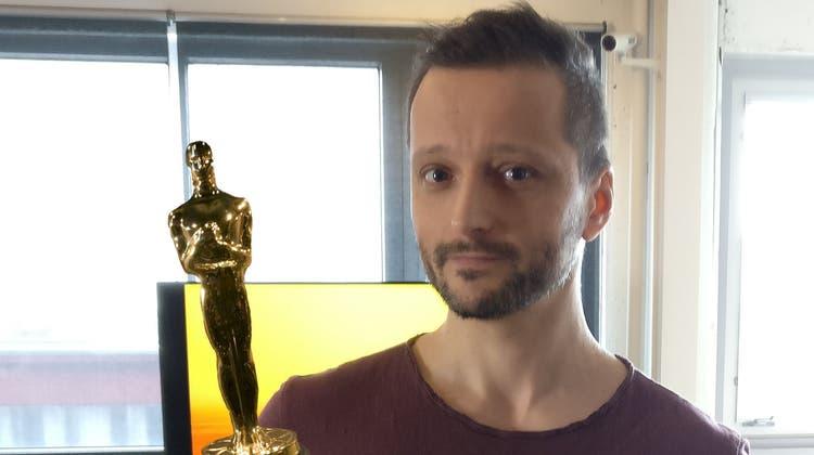 Wie ein Grenchner zu seinem Oscar kam