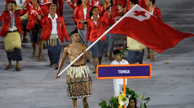 Ein Langläufer aus Tonga? Pita Taufatofua hat sich tatsächlich für Olympia qualifiziert