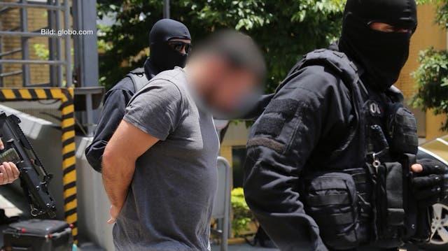 Oftringer Banker in Brasilien festgenommen